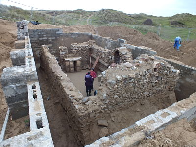St Piran's Oratory 2 PWH Surveyors Case Study